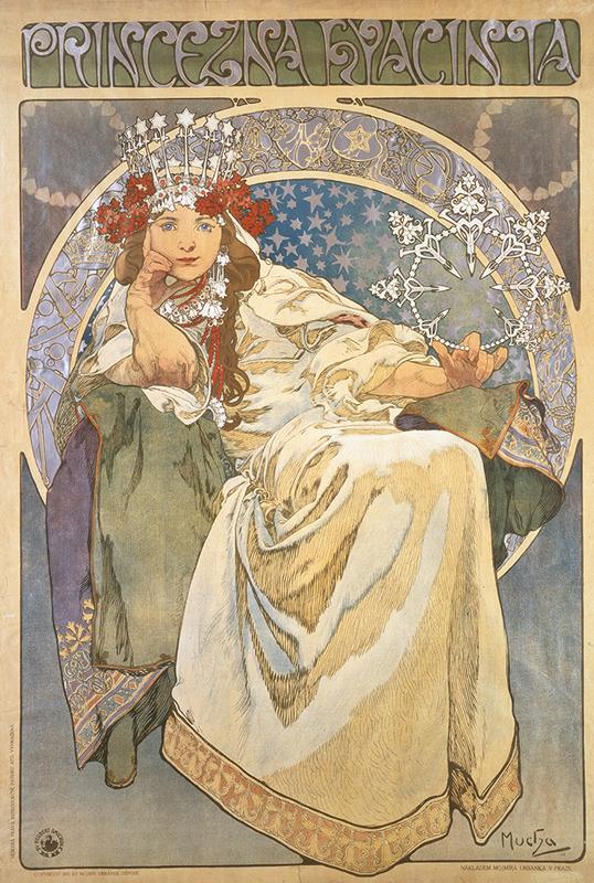 「ヒヤシンス姫」1911年 堺市