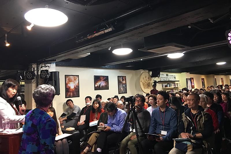 脳科学者のホーマン愛子氏、日本初のセミナー開催