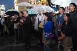 新宿の夜空に響く賛美と福音のメッセージ 路傍伝道ネットワーク 菅野直基牧師