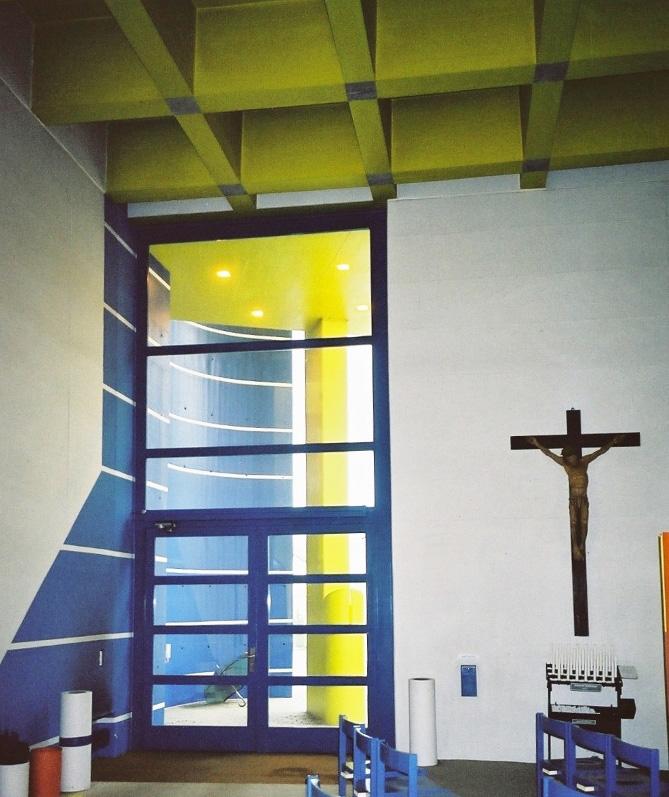 FINE ROAD―世界の教会堂を訪ねる旅(47)スイス1回目視察シリーズ⑤ 西村晴道
