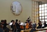 カトリック赤堤教会でシリア支援トークショーとチャリティーコンサート開催