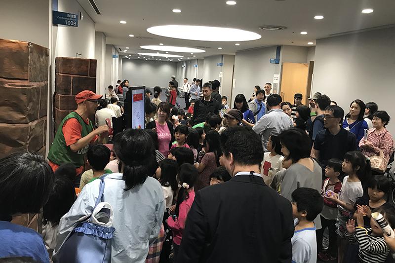 プロテスタント500年「全世代が1つとなって日本宣教を推進」 連日数千人でにぎわう 日本宣教フェスタ3