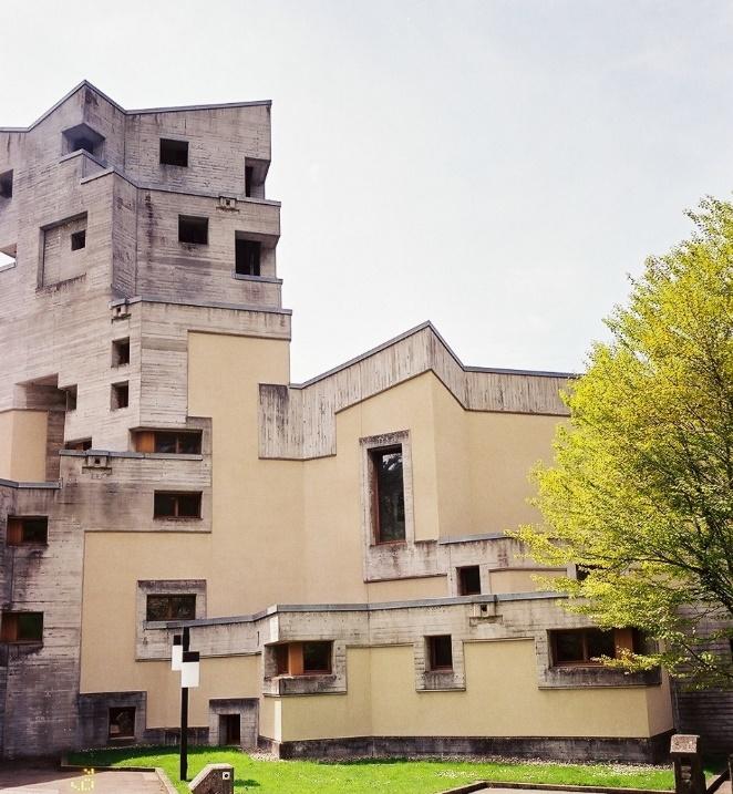 FINE ROAD―世界の教会堂を訪ねる旅(48)スイス1回目視察シリーズ⑥ 西村晴道
