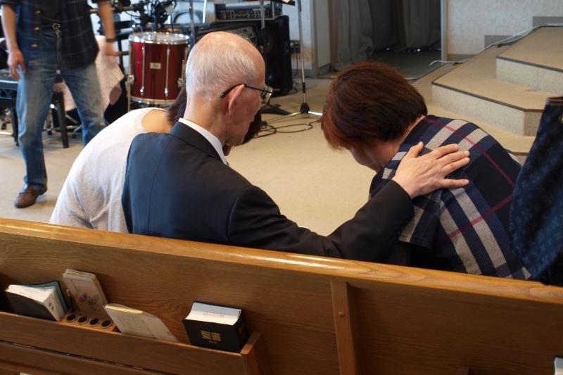 講演「死の恐れを乗り越えていきいき90歳」 尾山令仁牧師