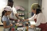 人と人とのつながりの中でキリストの愛を 奈良で英会話クッキング教室