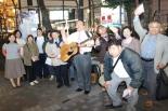 新宿の夜空に響く賛美と福音のメッセージ その2 路傍伝道ネットワーク主催 菅野直基牧師