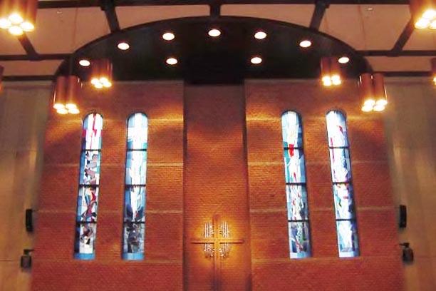 FINE ROAD(49)西村建築設計事務所シリーズ③日本福音ルーテル教会宣教百年記念東京会堂
