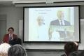 「トランプ大統領のアメリカと保守的キリスト教」テーマに同志社大一神教学際研究センターが講演会