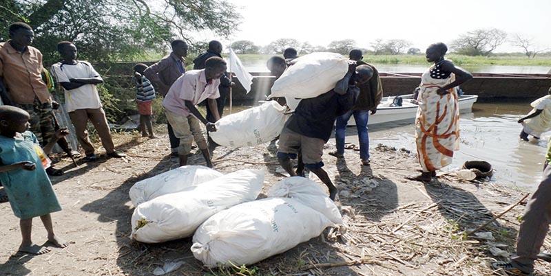 南スーダン、国民の半数が深刻な食料不足に 日本国際飢餓対策機構、国連組織と協力し緊急食料支援を開始へ