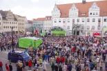 ルターゆかりの地、ヴィッテンベルクで宗教改革500年の公式記念行事始まる