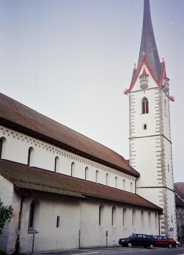 FINE ROAD―世界の教会堂を訪ねる旅(49)スイス1回目視察シリーズ⑦ 西村晴道