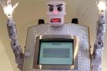 """5言語で祝福祈る""""ロボット牧師"""" ドイツの教会が宗教改革500年で製作"""