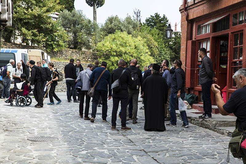 聖山アトス巡礼紀行―アトスの修道士と祈り―(29)巡礼の拠点〜首都カリエについて 中西裕人