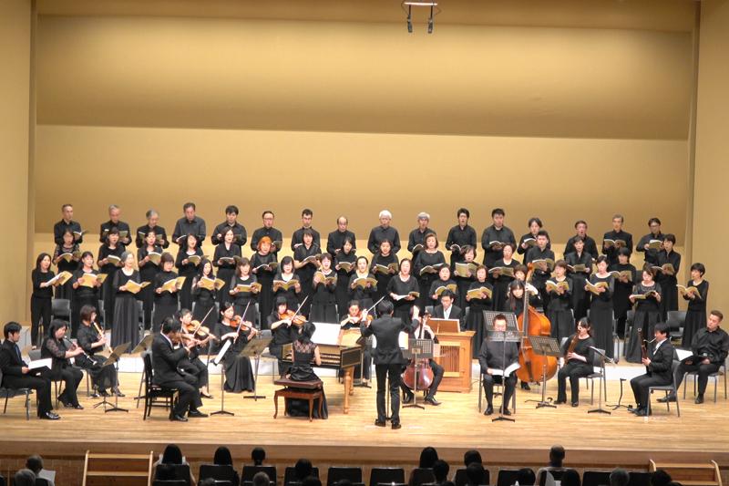 (写真:東京マルコ受難曲合唱団提供)