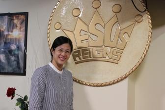 王なるイエスの祭典・「ジーザス・レインズ」の創始者 ジーナ・オスメイアさんインタビュー