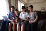 この人に聞く(38) 真理が分かってから、仕え続ける家族に 広瀬さん一家を訪ねて
