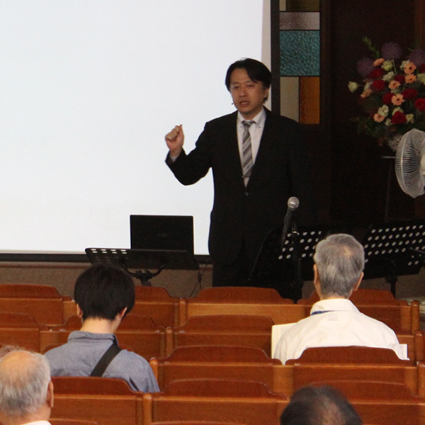 人の営みから生じる矛盾を神にゆだねれば、科学と信仰は両立できる 情報科学の専門家、藤原礼征さん