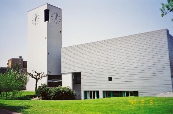 FINE ROAD―世界の教会堂を訪ねる旅(52)スイス1回目視察シリーズ⑧ 西村晴道