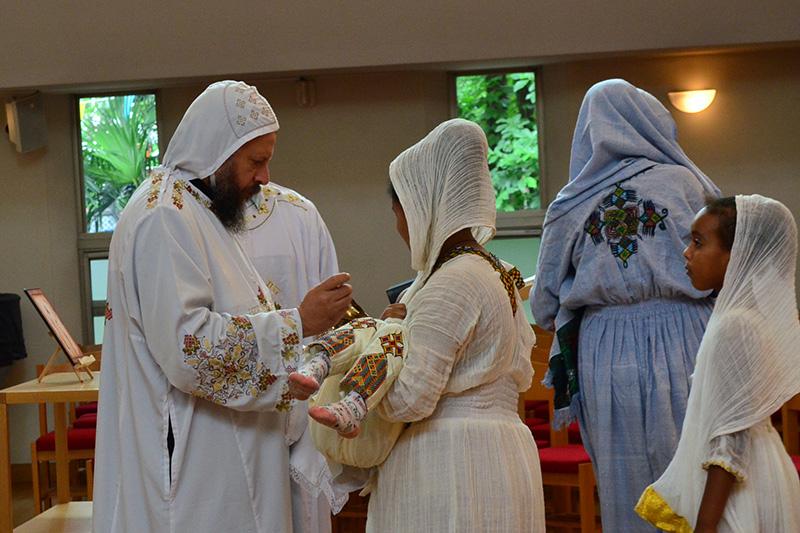 米国のコプト正教会を管轄するユーセフ司教が初来日 京都と東京で聖体礼儀