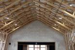 「主への献身」を目の当たりにしながら 西大寺キリスト教会が新会堂で創立記念礼拝