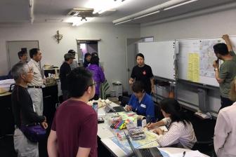 九州キリスト災害支援センターから続報 九州豪雨の被害支援は行政と連携しながら