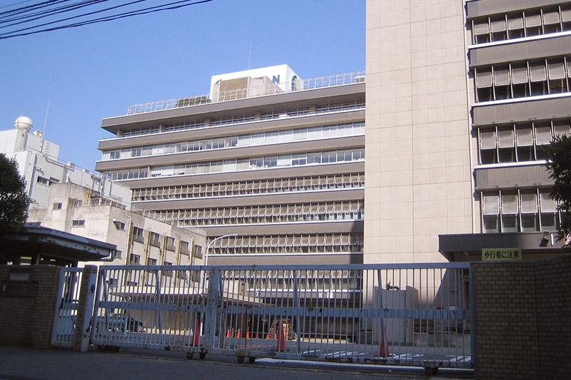 東京都新宿区のトーハン本社(写真:Lombroso)