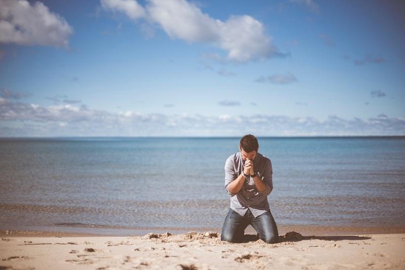 絶えず祈るための5つの方法とは?