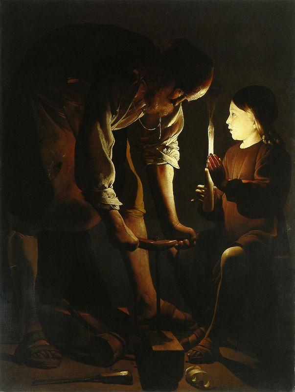 「名画で見るイエスの生涯」カトリック豊島教会で開催