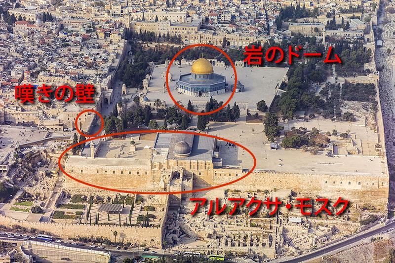 「神殿の丘」の立ち入り規制に現地教会指導者らが抗議 「イスラム教徒にも聖地で礼拝する自由を」