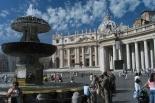 イタリアで深刻な干ばつ、バチカンがすべての噴水停止 教皇の環境重視の方針強調