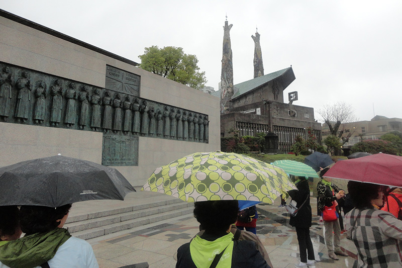 日本26聖人殉教の地