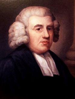 ジョン・ニュートンの肖像画