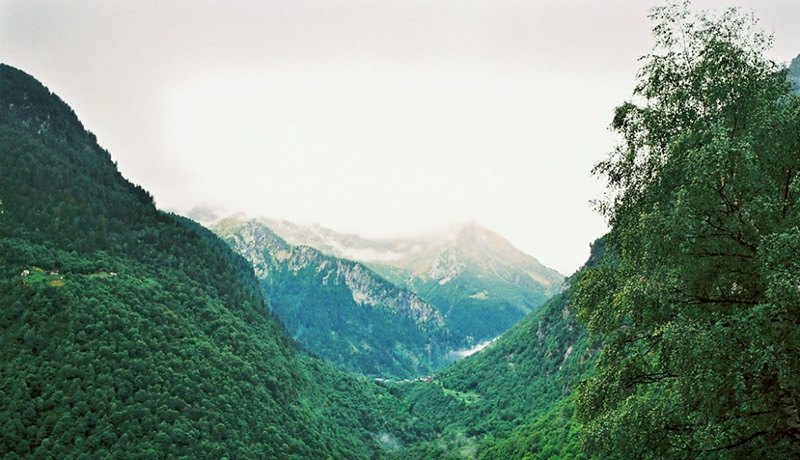 FINE ROAD(54)スイス2回目視察シリーズ①モニョのサン・ジョヴァンニ教会 西村晴道