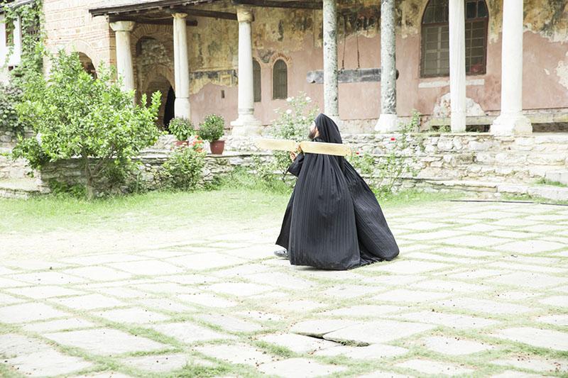 聖山アトス巡礼紀行―アトスの修道士と祈り―(33)再びラヴラ 中西裕人