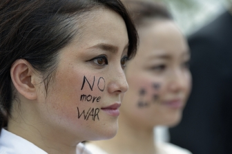 原爆の日でWCC総幹事がコメント、核兵器禁止条約に期待 「新たな決意の原動力」