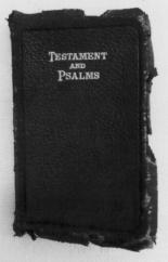 軍国少年の憧れだった海軍大将、山本五十六ゆかりの聖書とプロペラ