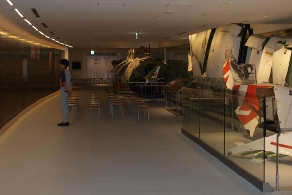 特集 日本航空安全啓発センターを訪ねて JAL123便墜落事故から32年 安全への誓い