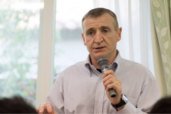 元テロリストから、日本で平和の福音を伝える教誨師へ ヒュー・ブラウン宣教師