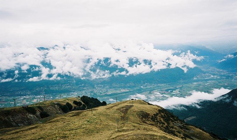 FINE ROAD(55)スイス2回目視察シリーズ②モンテ・タマロ山頂の天使の聖マリア教会 西村晴道