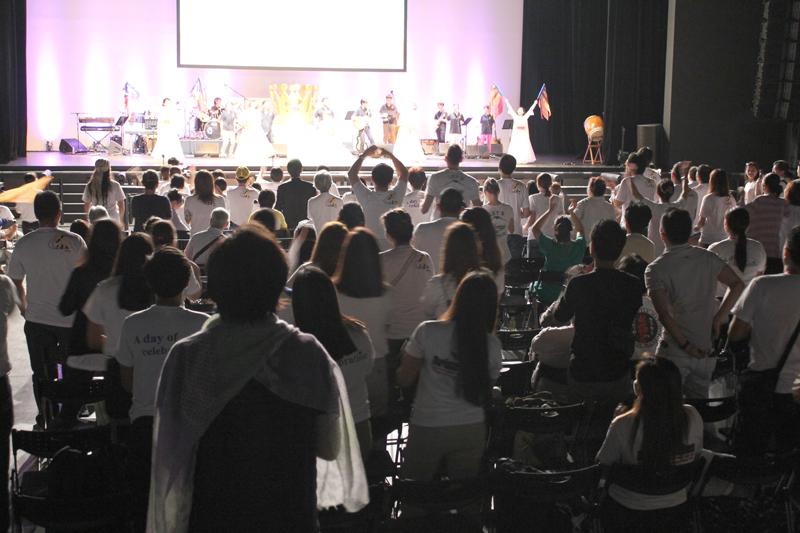 イエスが日本の王であることを宣言! 「ジーザス・レインズ・ジャパン2017」開催(前)