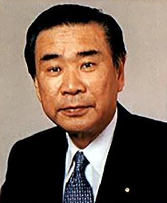 1994年、総理就任時の羽田孜氏(首相官邸ホームページから)
