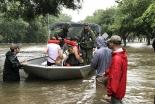 「衝撃的な洪水」 米ハリケーン「ハービー」被災の牧師、救援団体への協力を呼び掛け
