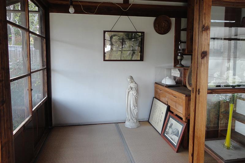 牧師の小窓 (96)雲仙・長崎 キリシタンの旅・その12 永井隆博士 福江等