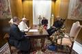 世界教会協議会の指導者ら、教皇と会談 「クリスチャンの団結が不可欠」