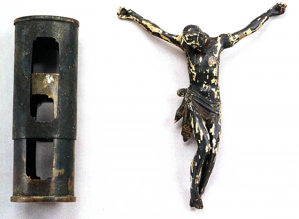 ザビエル肖像画やキリシタン墓碑が発見された山里 茨木市立キリシタン遺物史料館