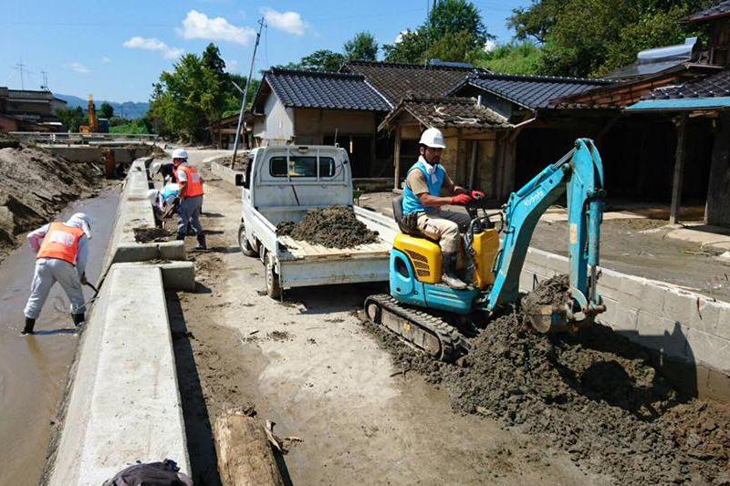 写真:九州キリスト災害支援センター提供