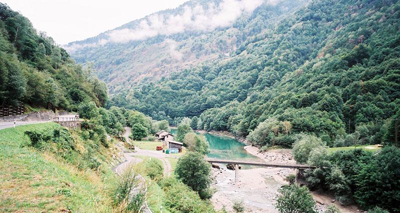 FINE ROAD(57)スイス2回目視察シリーズ④ブセノのマドンナ・ディ・ファティマ教会 西村晴道
