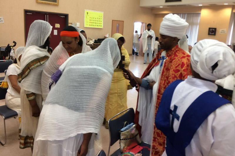 エチオピア正教会の「新年」聖体礼儀を体験 聖ミカエル東京エチオピア正教会