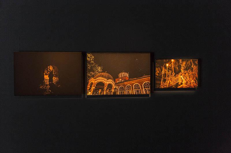 聖山アトス巡礼紀行―アトスの修道士と祈り―(36)写真展「記憶〜祈りのとき」銀座開催報告 中西裕人