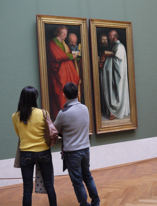 宗教改革500年記念ウィーク 記念レクチャー「宗教改革時代の美術」ドイツ美術はどこに向かったのか